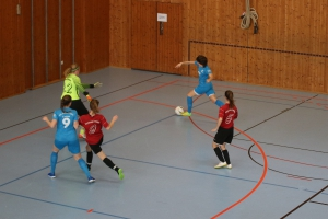 FUTSAL Hallenturnier Sulz VfL Sindelfingen Ladies (F1) (27.01.2019)