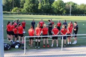 Trainingsauftakt Frauen Saison 2019/2020