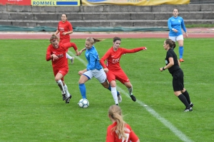 VfL Sindelfingen (F1) - FC Forstern (02.09.2018)