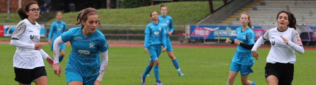 Lokalderby Ladies B2-Perspektivteam gegen SV Böblingen